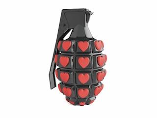 valentine's grenade