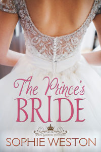 Cover of The Prince's Bride by Sophie Weston