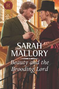Cover of Beauty and the Brooding Lord by Sarah Mallory