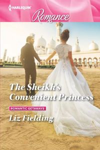 Cover of The Sheikh's Convenient Princess by Liz Fielding