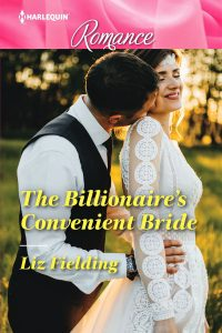 Cover of The Billionaire's Convenient Bride by Liz Fielding
