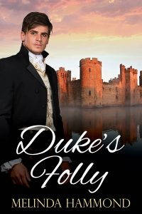 Cover of Duke's Folly by Melinda Hammond