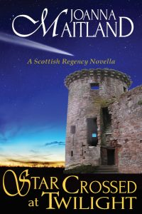 Cover of Star Crossed at Twilight by Joanna Maitland