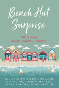 Cover of Beach Hut Surprise anthology by Libertà Books