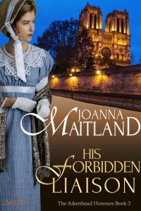 His Forbidden Liaison by Joanna Maitland