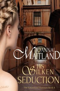 His Silken Seduction by Joanna Maitland