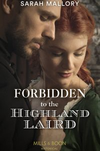 Forbidden to the Highland Laird by Sarah Mallory