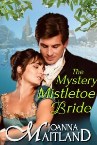 The Mystery Mistletoe Bride by Joanna Maitland