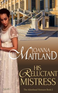 His Reluctant Mistress by Joanna Maitland