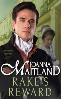 Rake's Reward by Joanna Maitland
