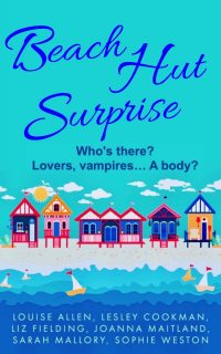 cover of Beach Hut Surprise anthology