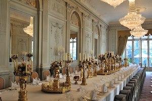 State Dining Room, British Ambassador's Residence, Paris